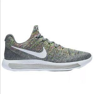 Women's Nike Lunarepic low Flyknit running 6.5